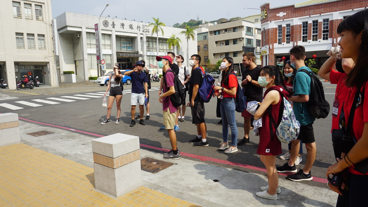 NSYSU has the largest number of Czech exchange students among universities in Taiwan