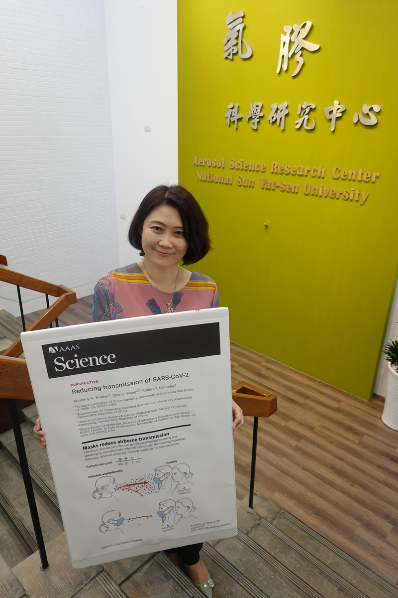 Associate Professor Chia C. Wang