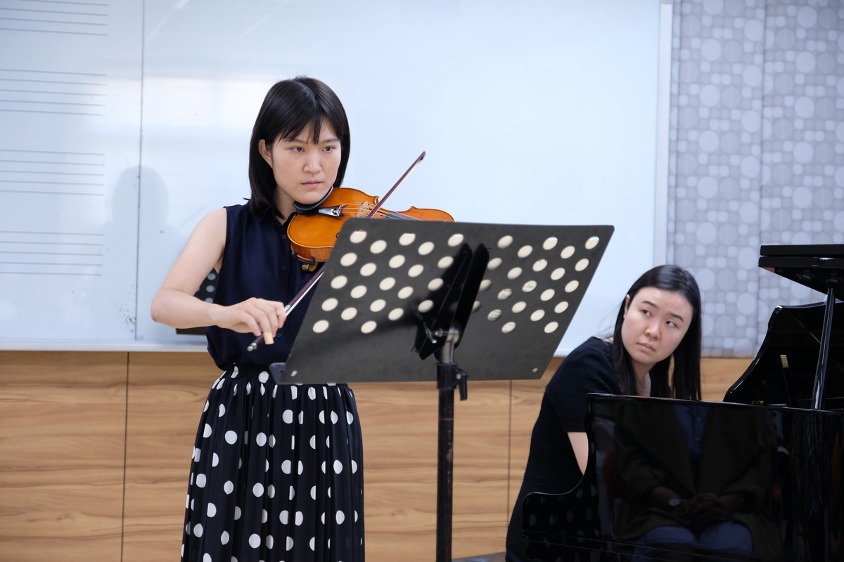 Lunchtime concert introduces Mozart as a human and a genius